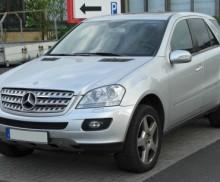 Преден амортисьор/въздушна възглавница за Mercedes ML/GL
