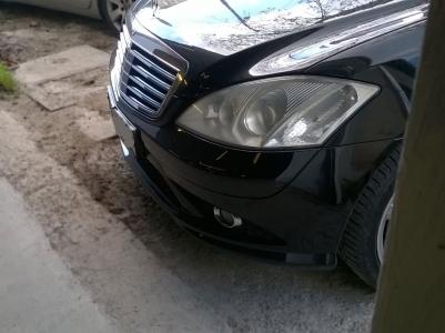 Mercedes Sclass W221