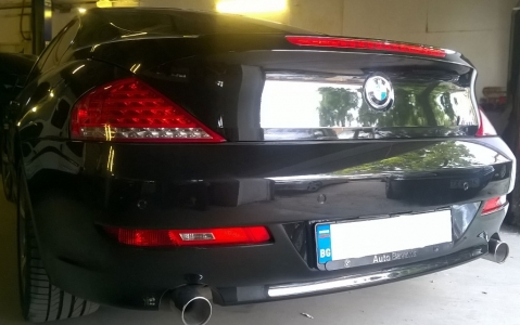BMW 6er Series