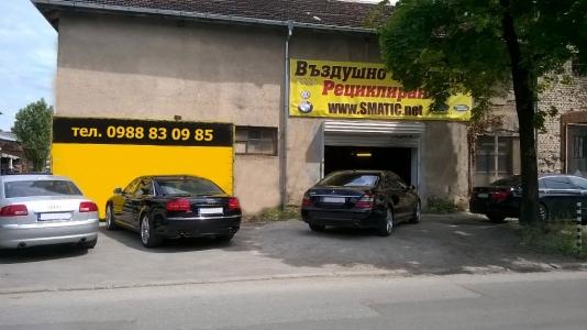 Mercedes Audi BMW Suspension