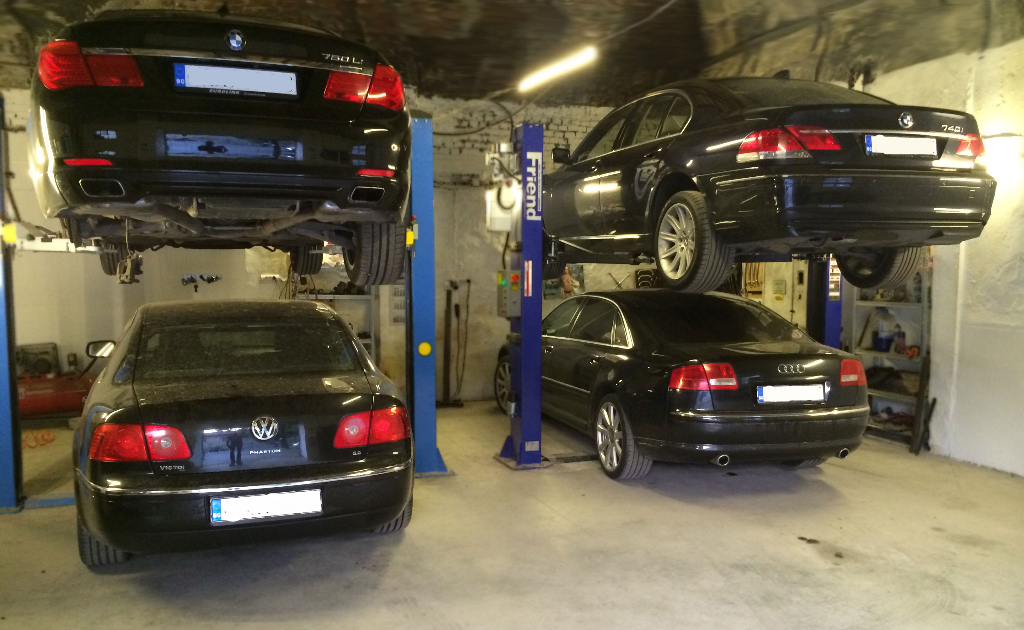 BMW_ VAG Goup