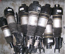 We buy cores for air suspension