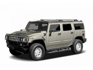 Hummer h2 air suspension